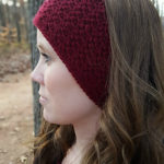 ear warmer, free ravelry pattern, boston ear warmer pattern, free ravelry crochet pattern, crochet ear warmer
