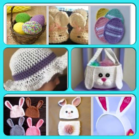 Easter Crochet Patterns Free Patterns And Video Tutorials
