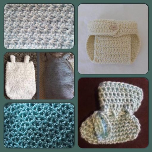 Free Crochet Baby Patterns Diyfromhome Super Easy