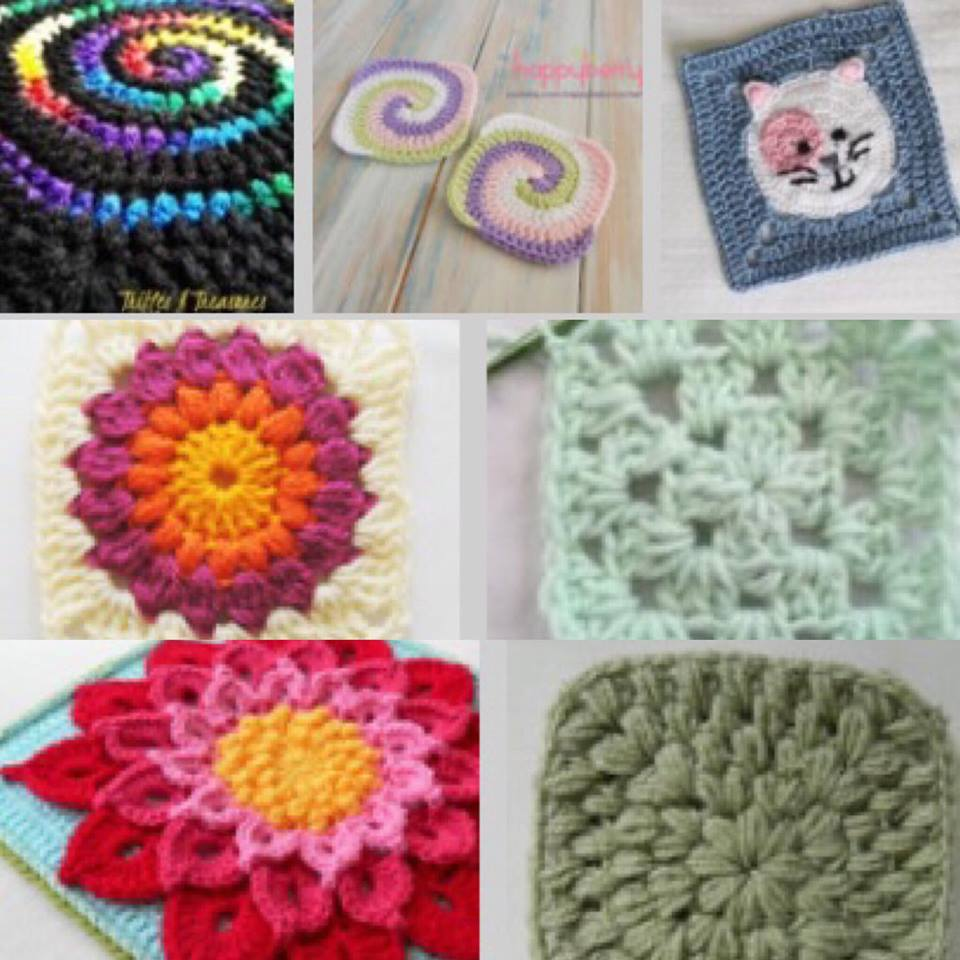Classic Granny Square Crochet Patterns Diy From Home
