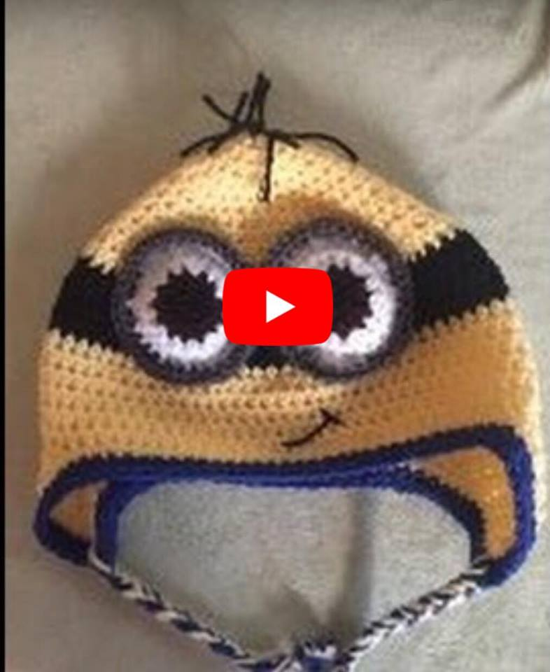 Minion Hat Diy From Home